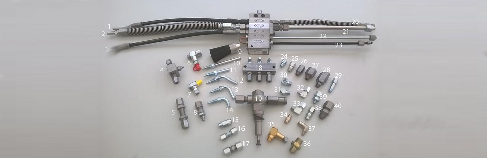 lubrication systems, greasing maintenance, automatic lubrication systems, plant machinery lubrication systems, automatic lubrication, chain lubrication, greasing systems, lube systems, high pressures greasing systems, lubrication and greasing engineering, machinery lubrication